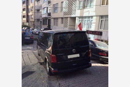 Kiralık Volkswagen Caravelle 2016 , İstanbul Beyoğlu