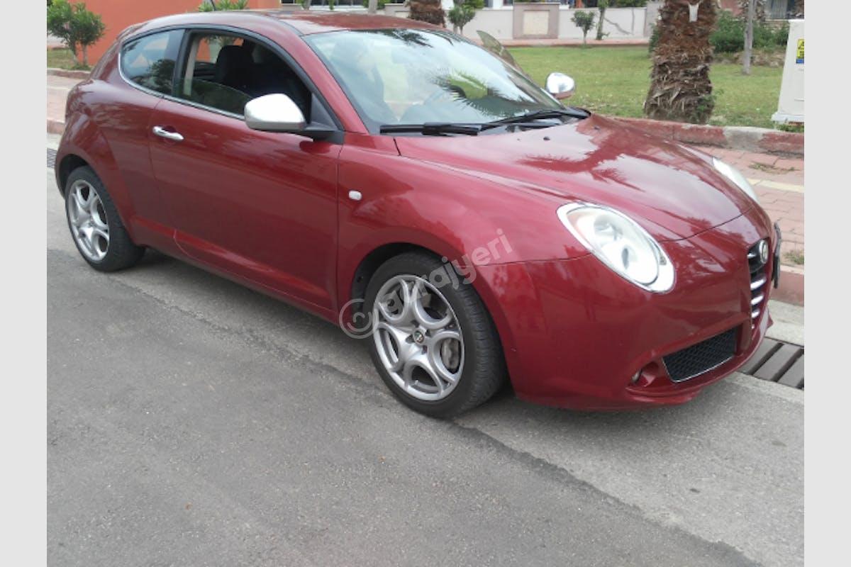 Alfa Romeo MiTo Konyaaltı Kiralık Araç 4. Fotoğraf