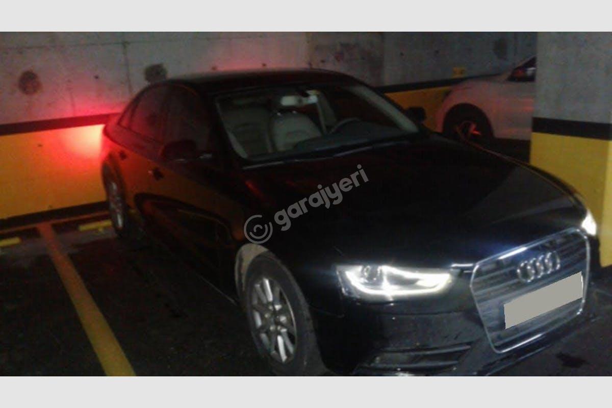 Audi A4 Bahçelievler Kiralık Araç 1. Fotoğraf