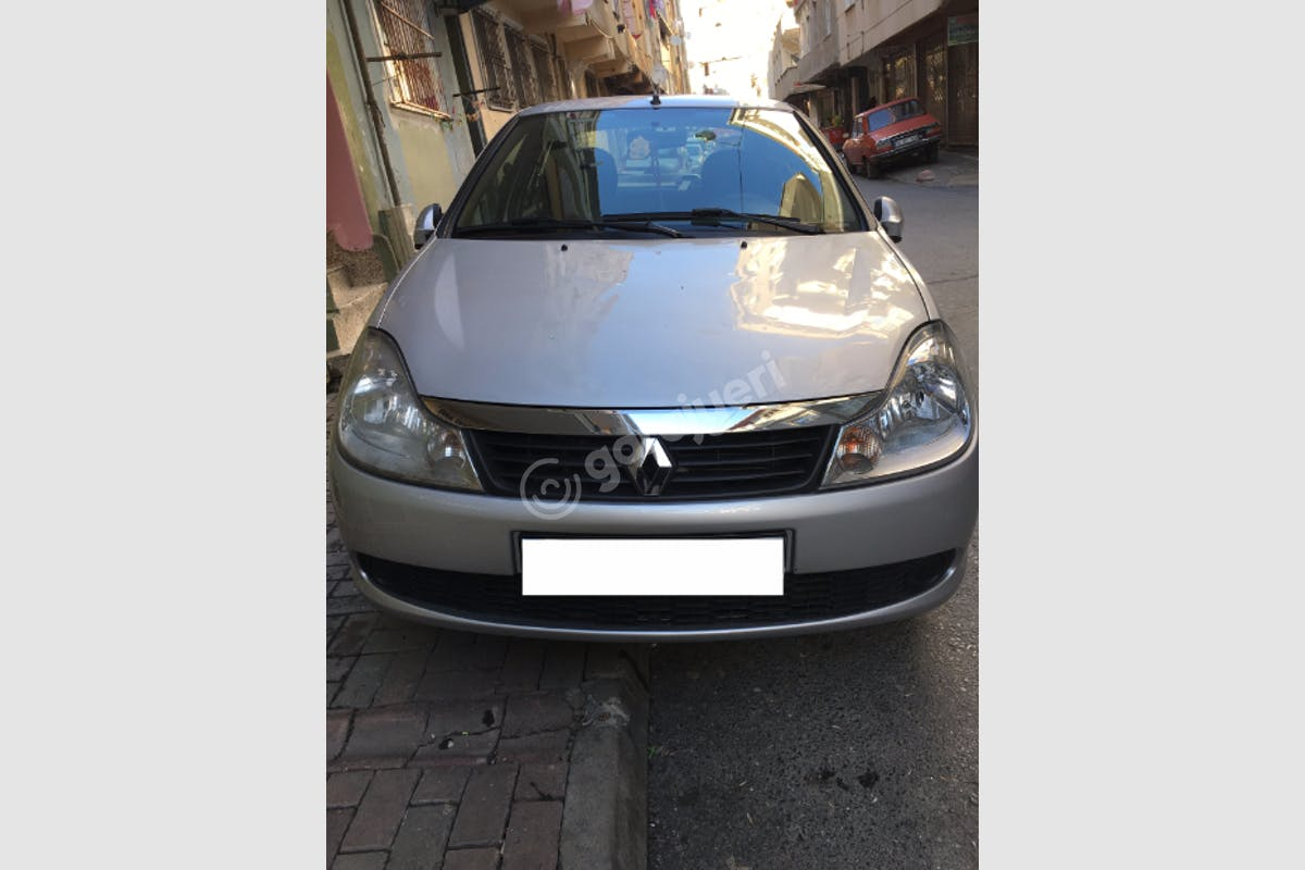 Renault Symbol Esenler Kiralık Araç 1. Fotoğraf