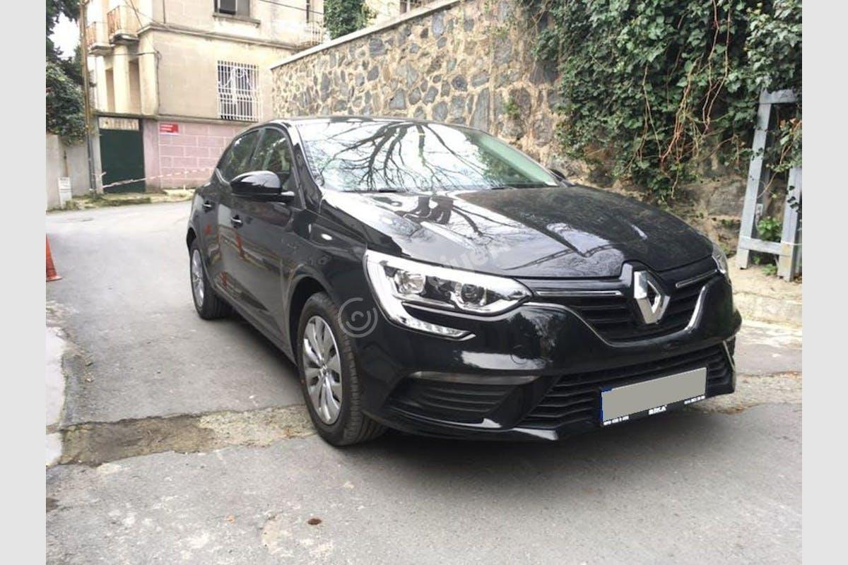 Renault Megane Üsküdar Kiralık Araç 3. Fotoğraf