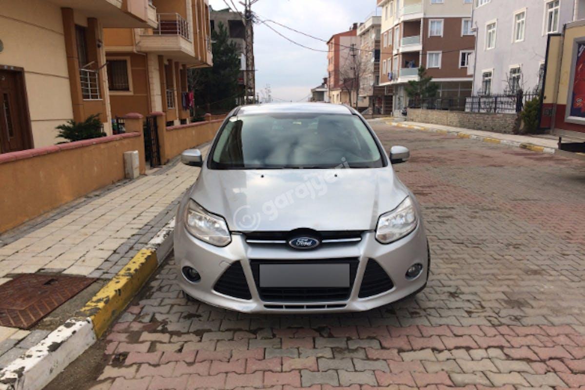 Ford Focus Çekmeköy Kiralık Araç 1. Fotoğraf
