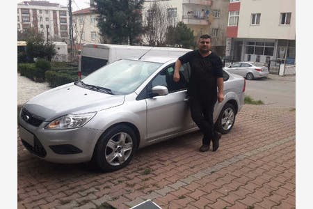 Kiralık Ford Focus , İstanbul Ataşehir