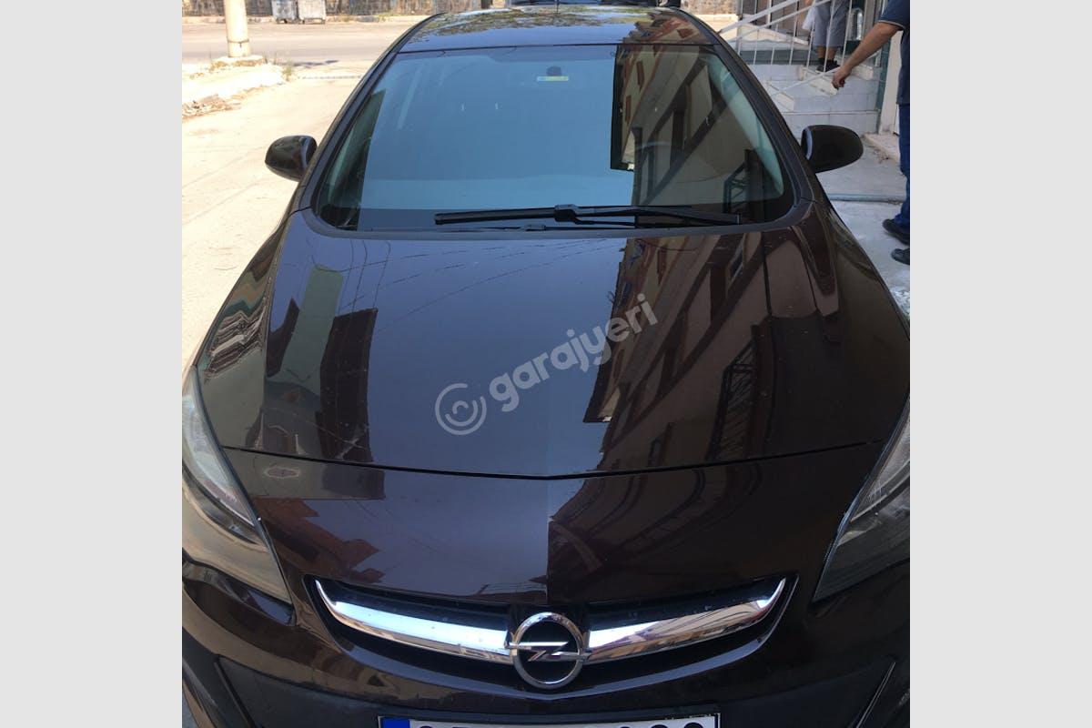 Opel Astra Buca Kiralık Araç 6. Fotoğraf