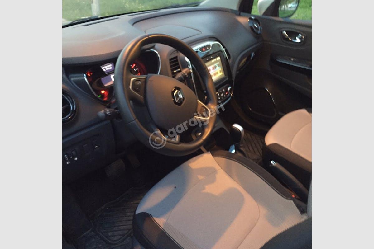Renault Captur Beylikdüzü Kiralık Araç 3. Fotoğraf