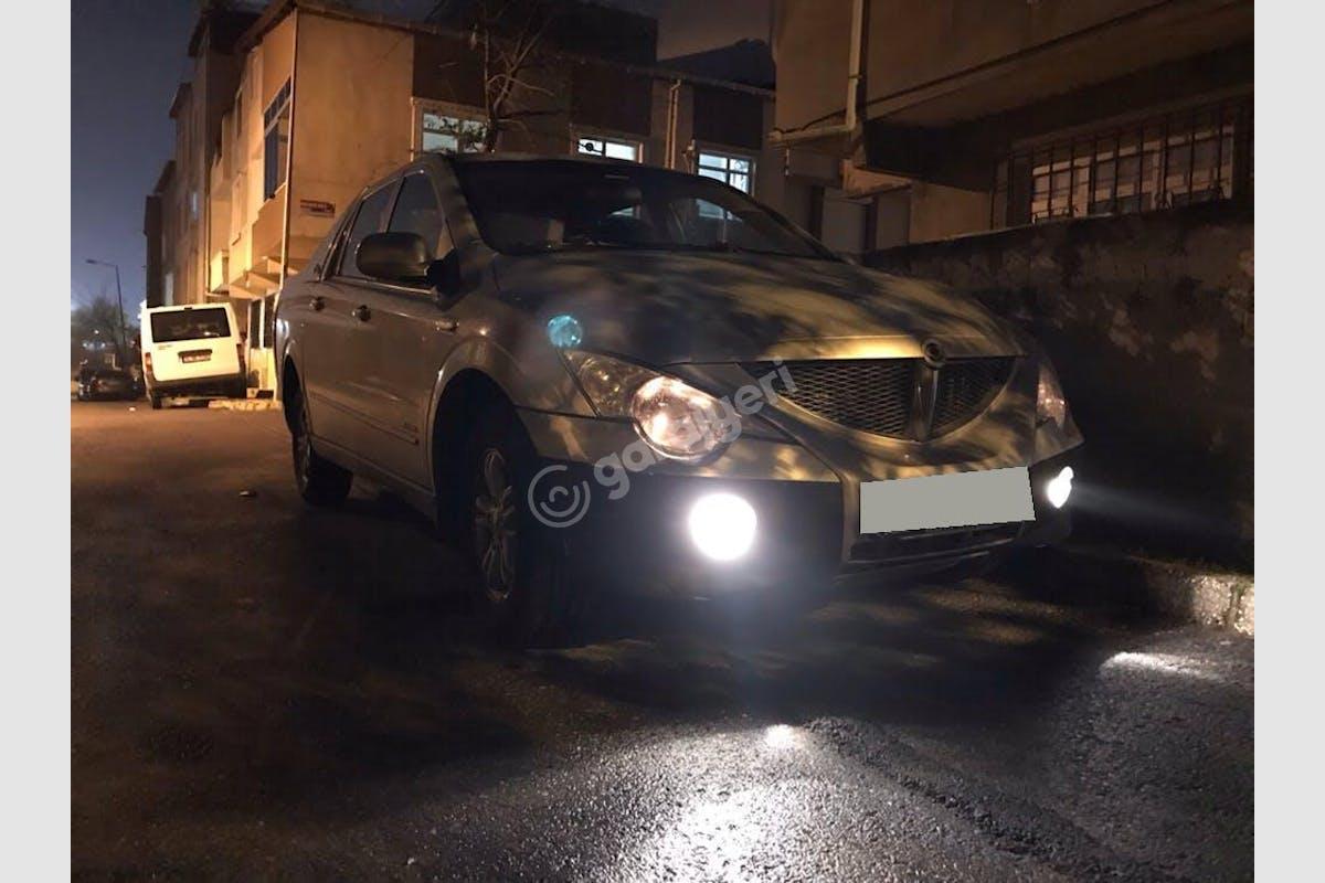 SsangYong Actyon Küçükçekmece Kiralık Araç 4. Fotoğraf