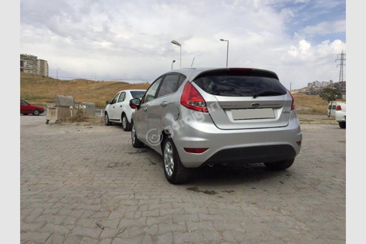 Ford Fiesta Yenimahalle Kiralık Araç 2. Fotoğraf