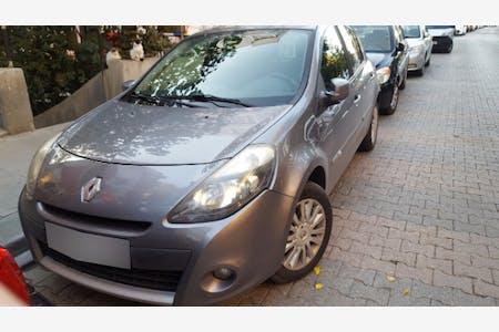 Renault Clio İstanbul Bakırköy Kiralık Araç