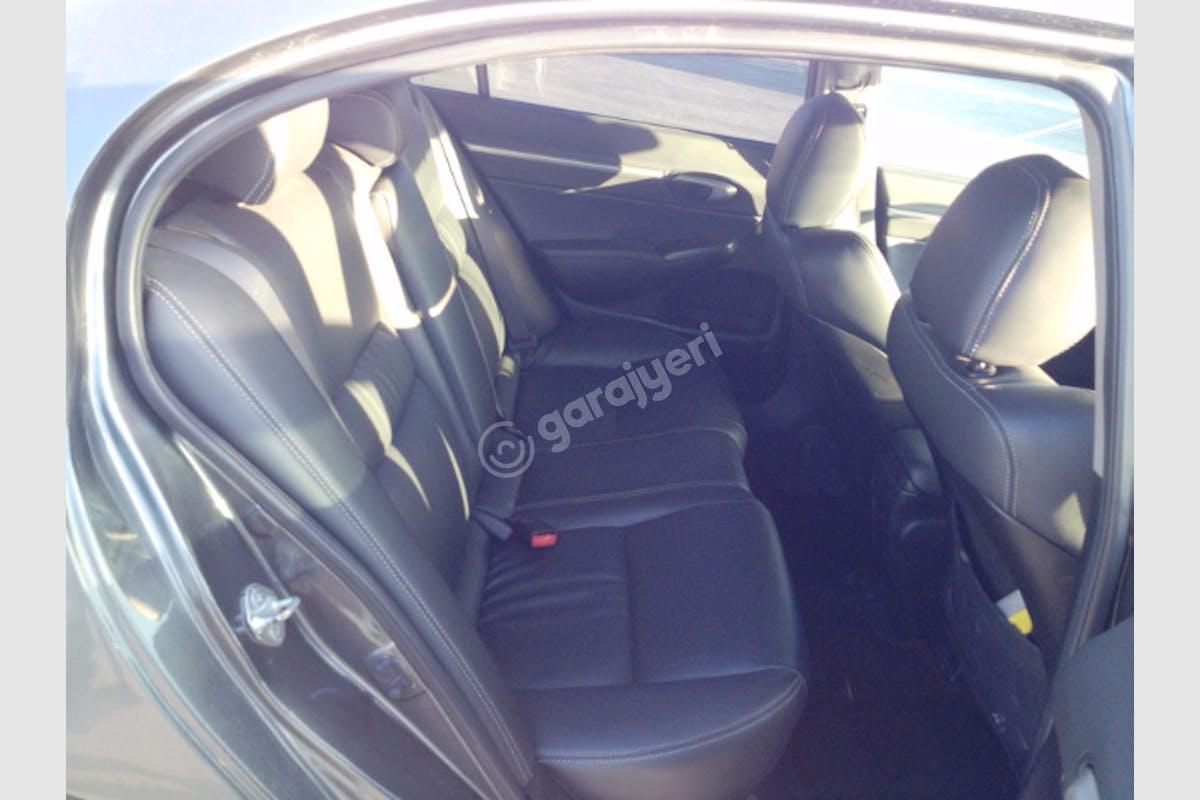 Honda Civic Bayrampaşa Kiralık Araç 6. Fotoğraf