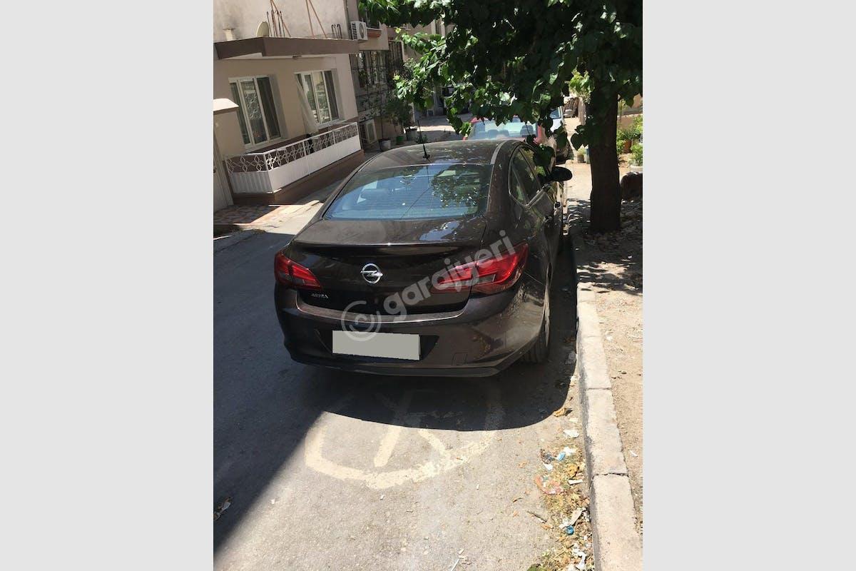 Opel Astra Buca Kiralık Araç 1. Fotoğraf