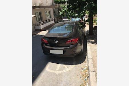 Kiralık Opel Astra 2015 , İzmir Buca