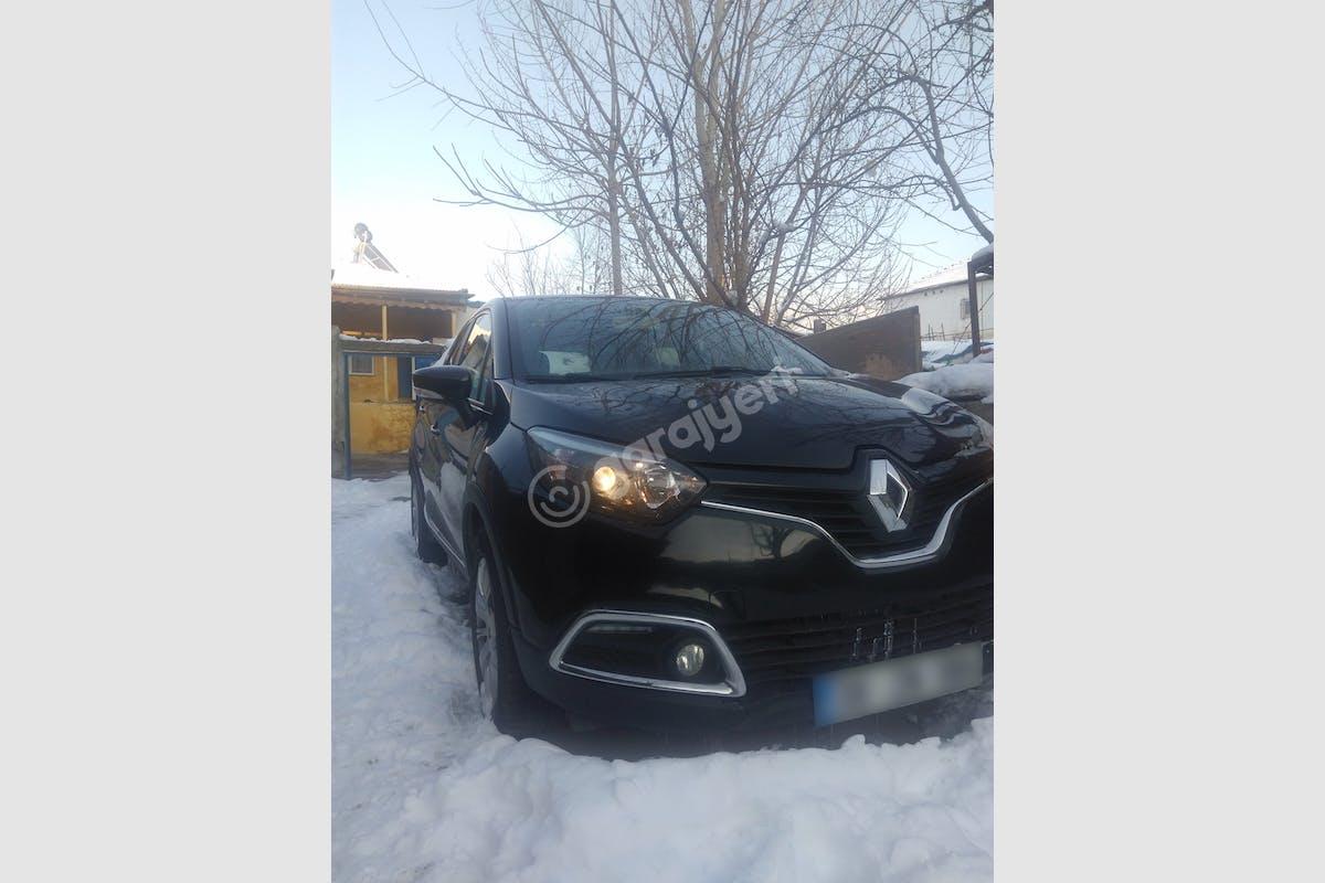 Renault Captur Melikgazi Kiralık Araç 1. Fotoğraf