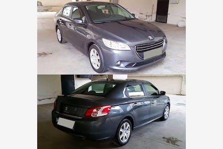 Kiralık Peugeot 301 2013 , İstanbul Maltepe