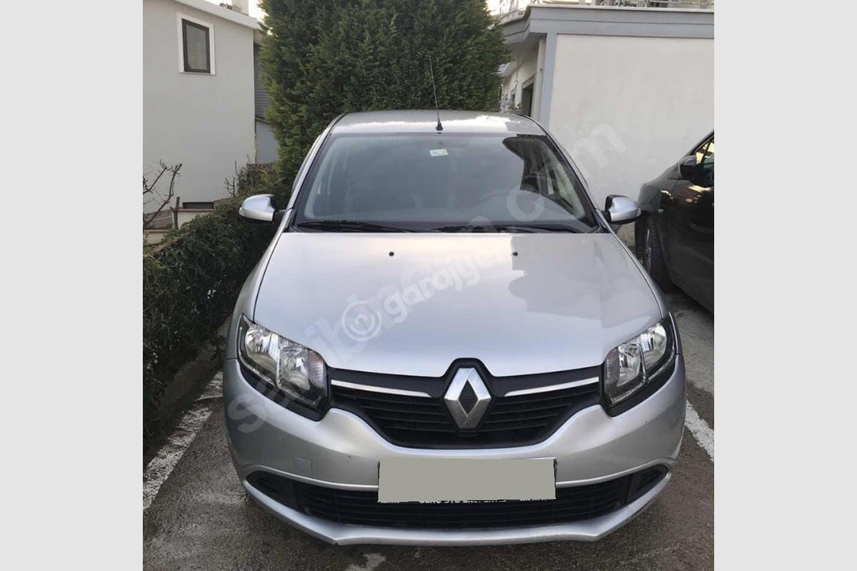 Renault Symbol Zeytinburnu Kiralık Araç 2. Fotoğraf