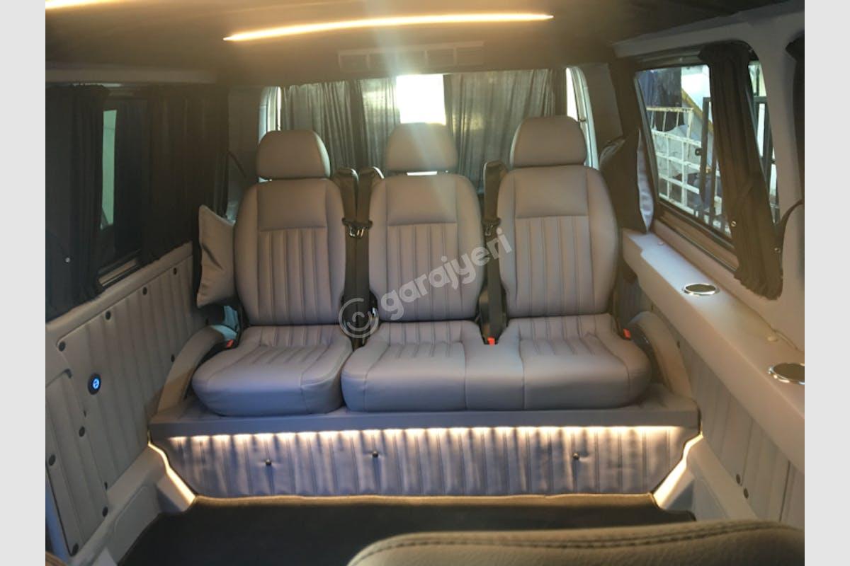 Volkswagen Transporter Kocasinan Kiralık Araç 2. Fotoğraf