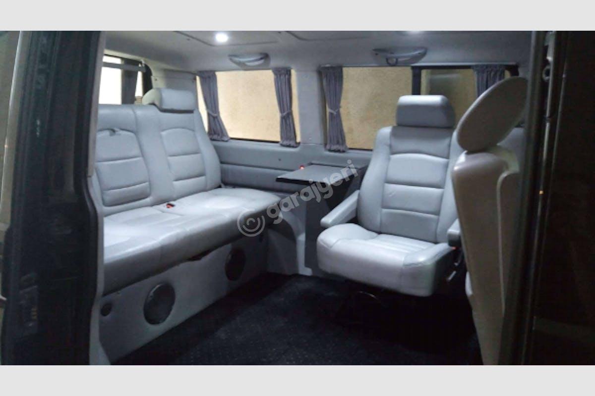 Volkswagen Transporter Fatih Kiralık Araç 6. Fotoğraf