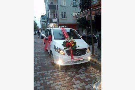 Kiralık Mercedes - Benz Vito , İstanbul Kağıthane