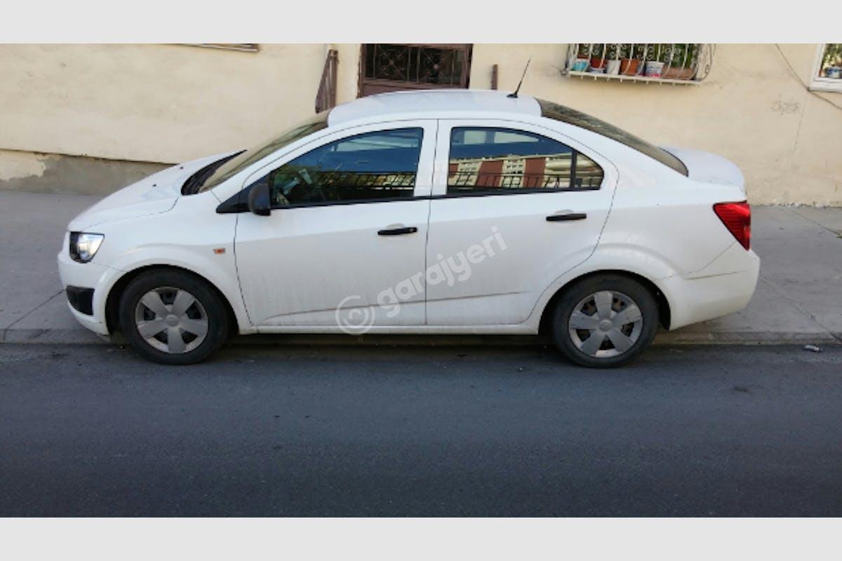 Chevrolet Aveo Küçükçekmece Kiralık Araç 3. Fotoğraf
