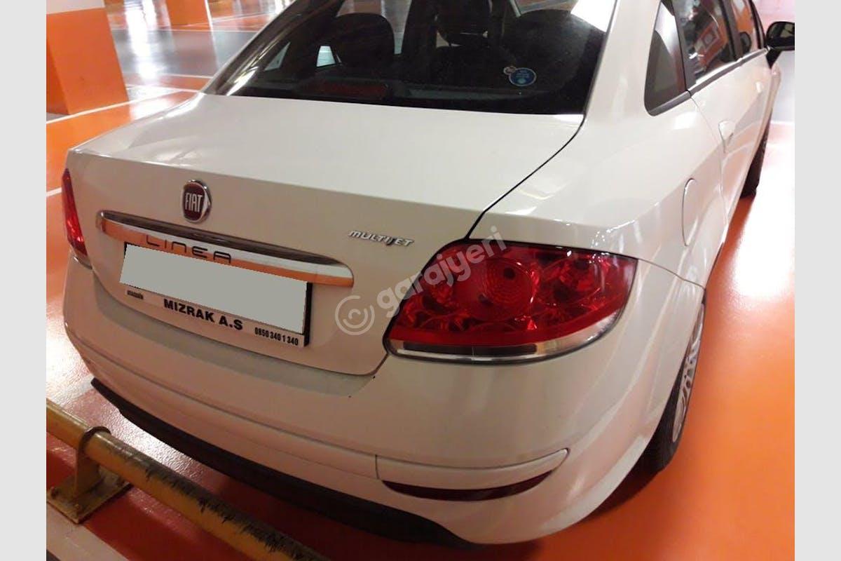 Fiat Linea Sarıyer Kiralık Araç 4. Fotoğraf