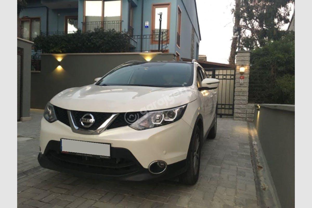 Nissan Qashqai Üsküdar Kiralık Araç 1. Fotoğraf