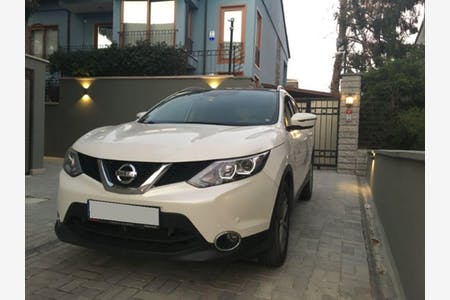 Kiralık Nissan Qashqai , İstanbul Üsküdar