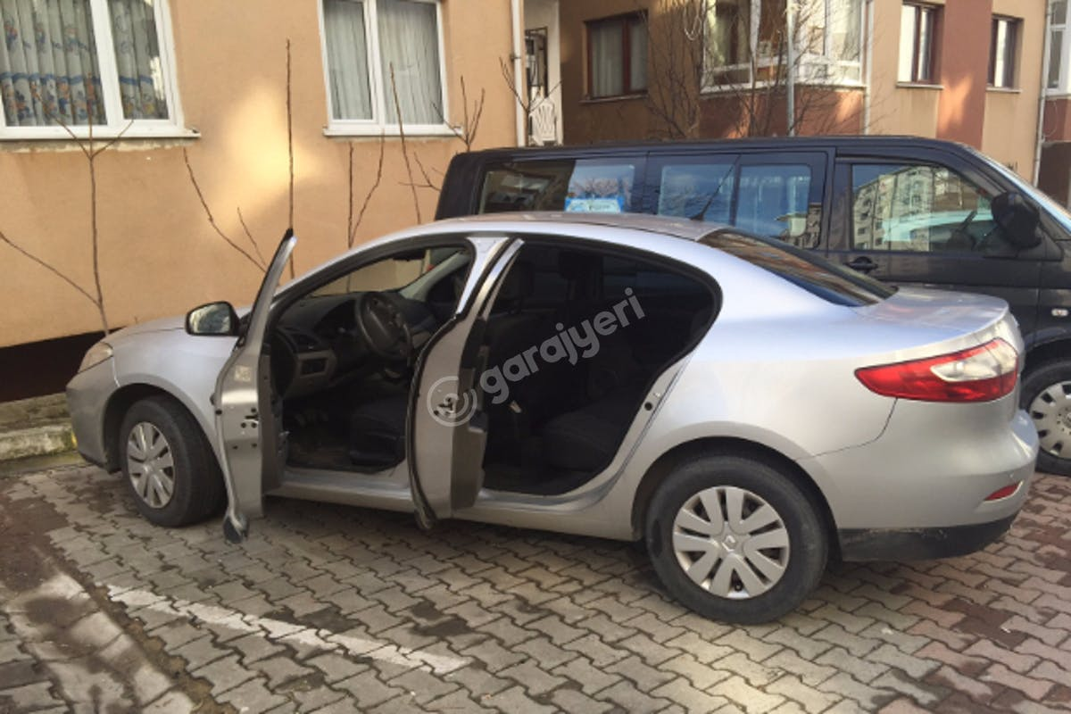 Renault Fluence Maltepe Kiralık Araç 3. Fotoğraf