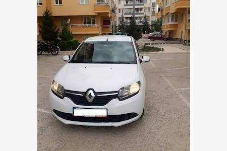 Kiralık Renault Symbol 2013 , Çorum Merkez