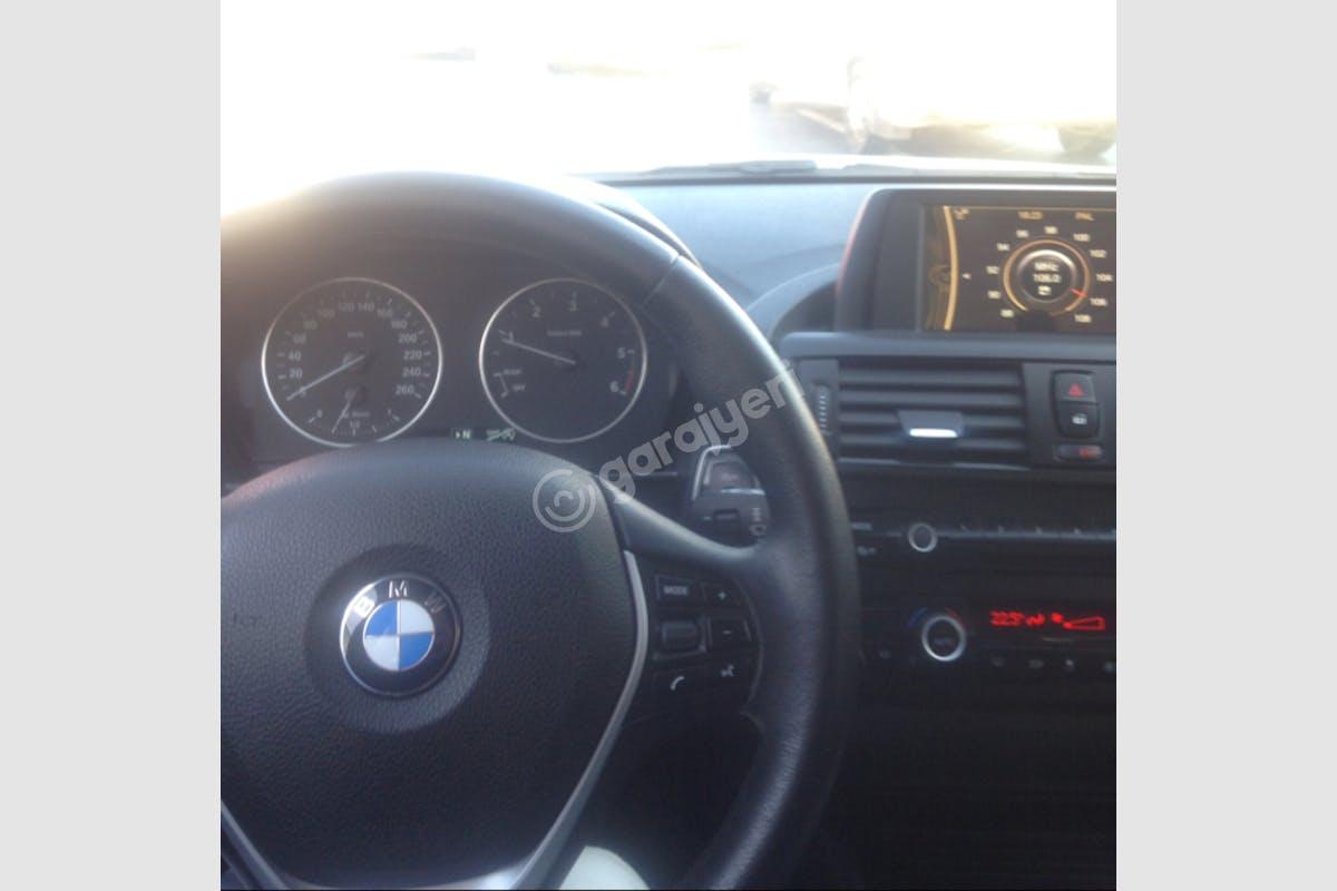 BMW 1 Avcılar Kiralık Araç 2. Fotoğraf