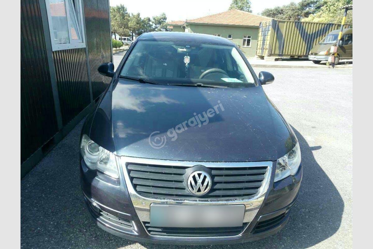 Volkswagen Passat Kartal Kiralık Araç 2. Fotoğraf