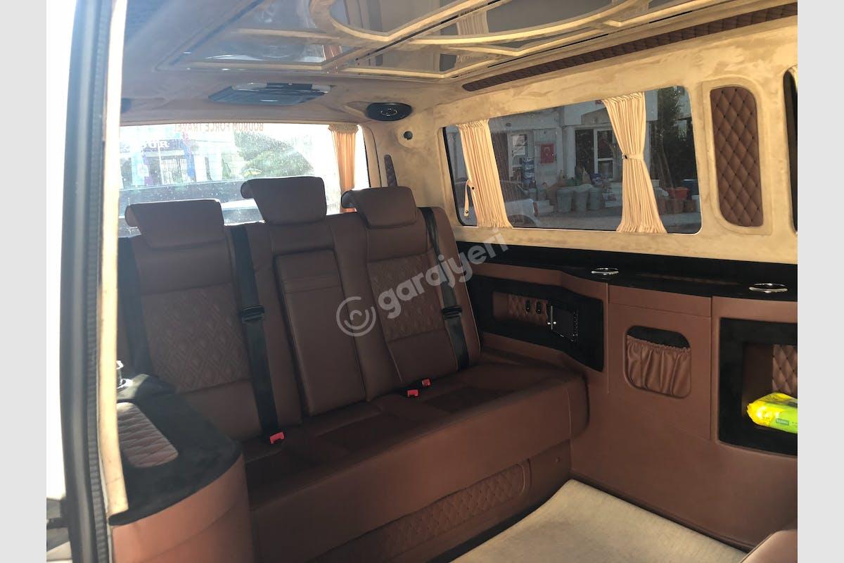 Volkswagen Transporter Üsküdar Kiralık Araç 3. Fotoğraf