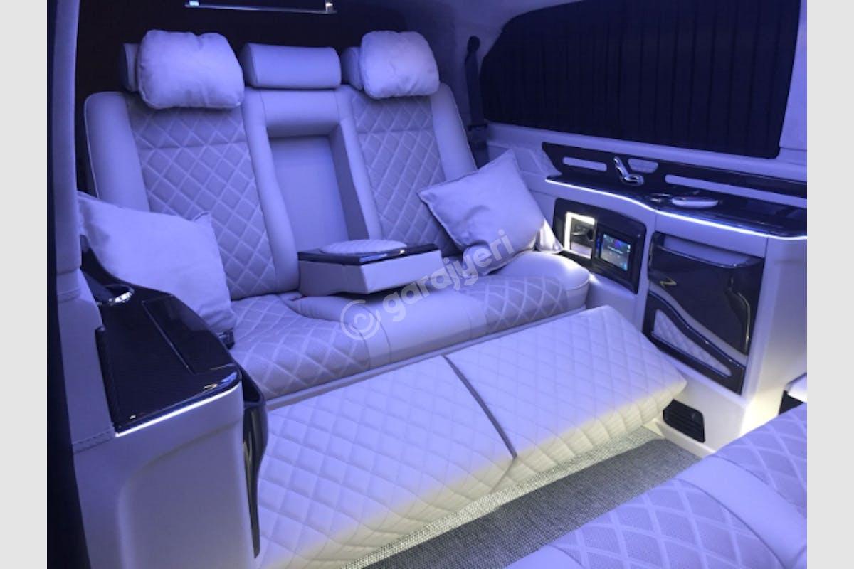 Mercedes - Benz Vito Bakırköy Kiralık Araç 4. Fotoğraf