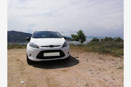 Kiralık Ford Fiesta 2018 , İstanbul Şişli