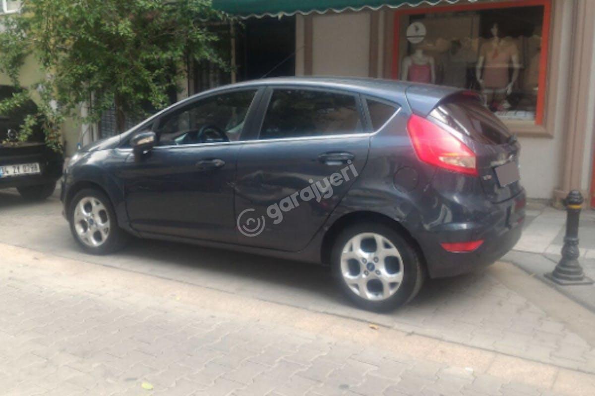 Ford Fiesta Kadıköy Kiralık Araç 4. Fotoğraf