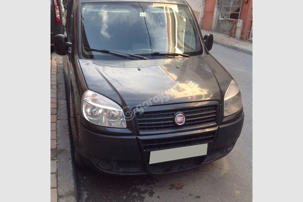 Fiat Doblo Küçükçekmece Kiralık Araç 1. Fotoğraf