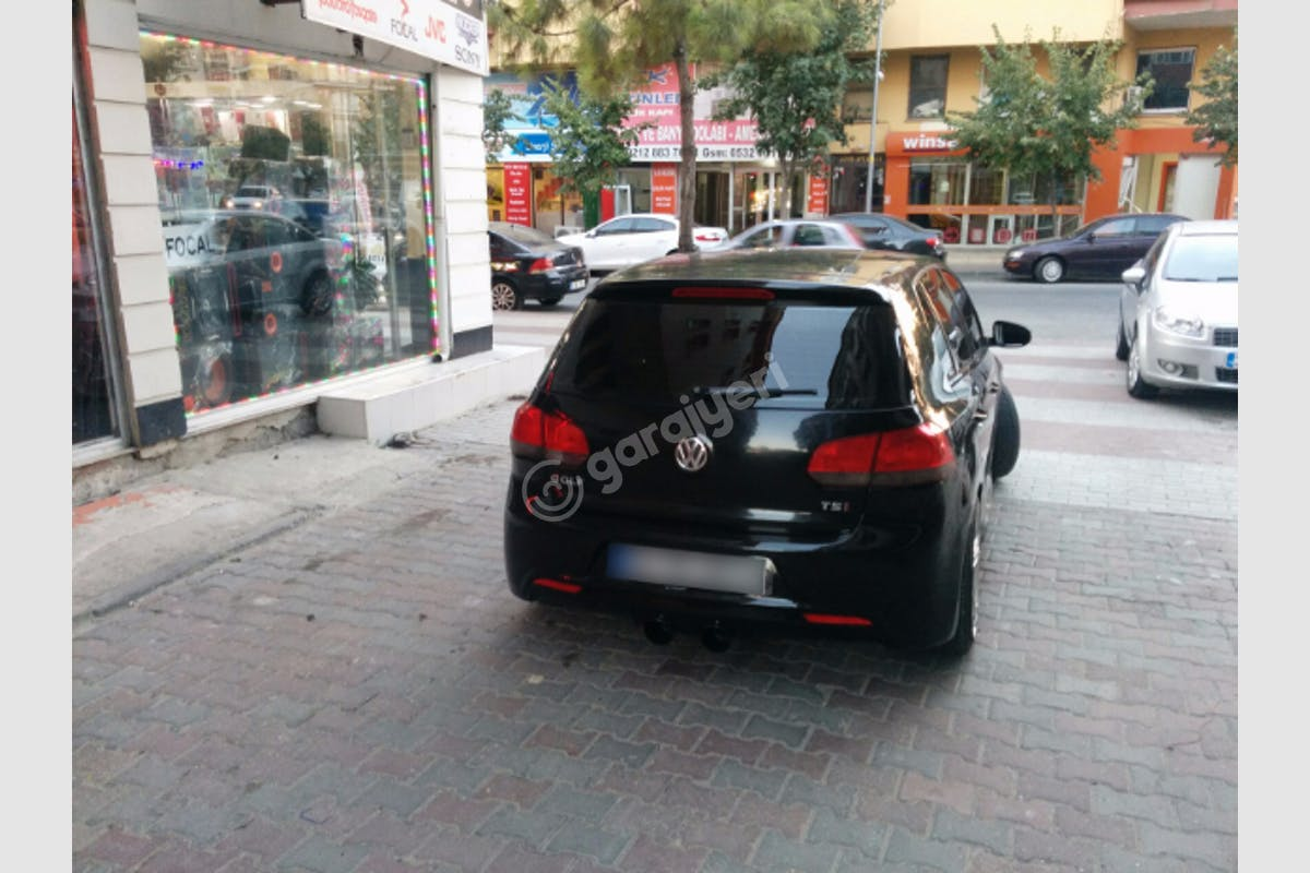 Volkswagen Golf Bahçelievler Kiralık Araç 4. Fotoğraf