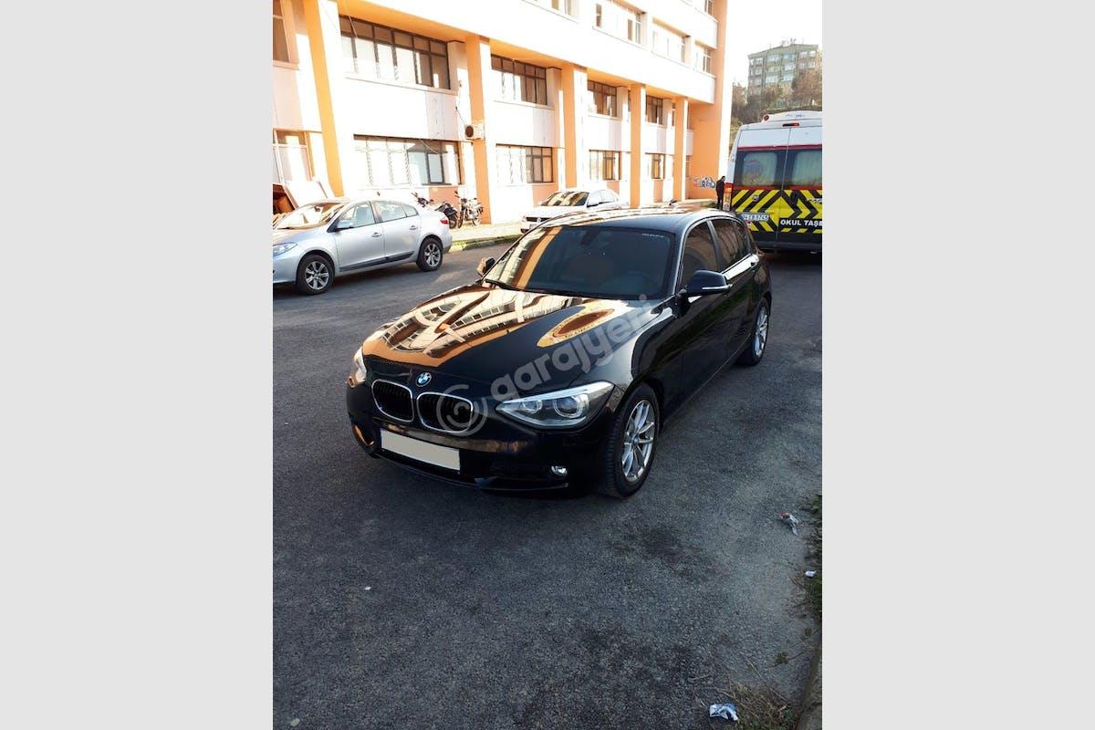 BMW 1 Beyoğlu Kiralık Araç 1. Fotoğraf