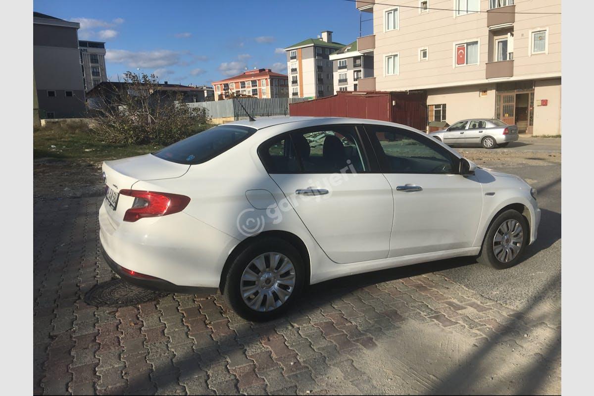 Fiat Egea Büyükçekmece Kiralık Araç 7. Fotoğraf