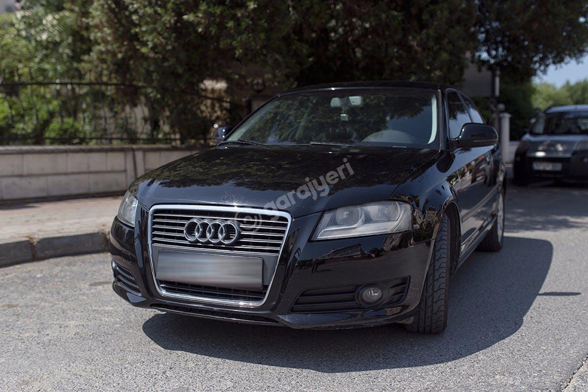 Audi A3 Büyükçekmece Kiralık Araç 3. Fotoğraf