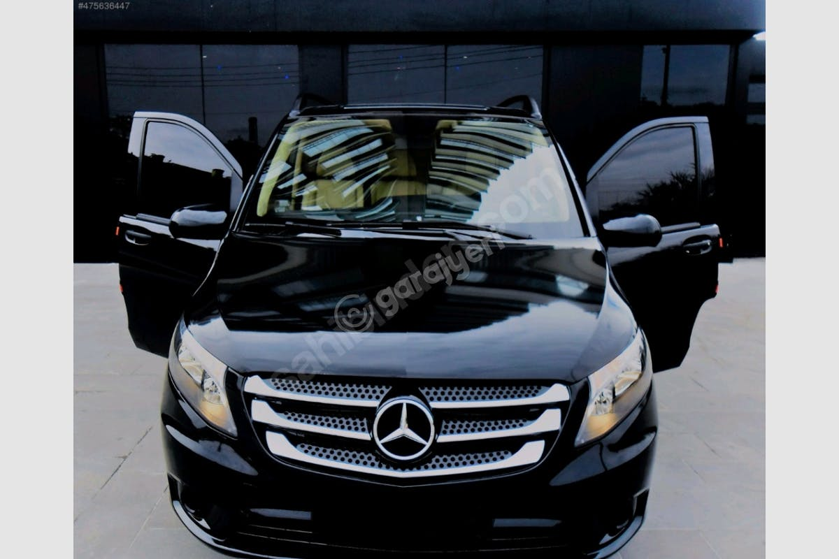 Mercedes - Benz Vito Ümraniye Kiralık Araç 3. Fotoğraf