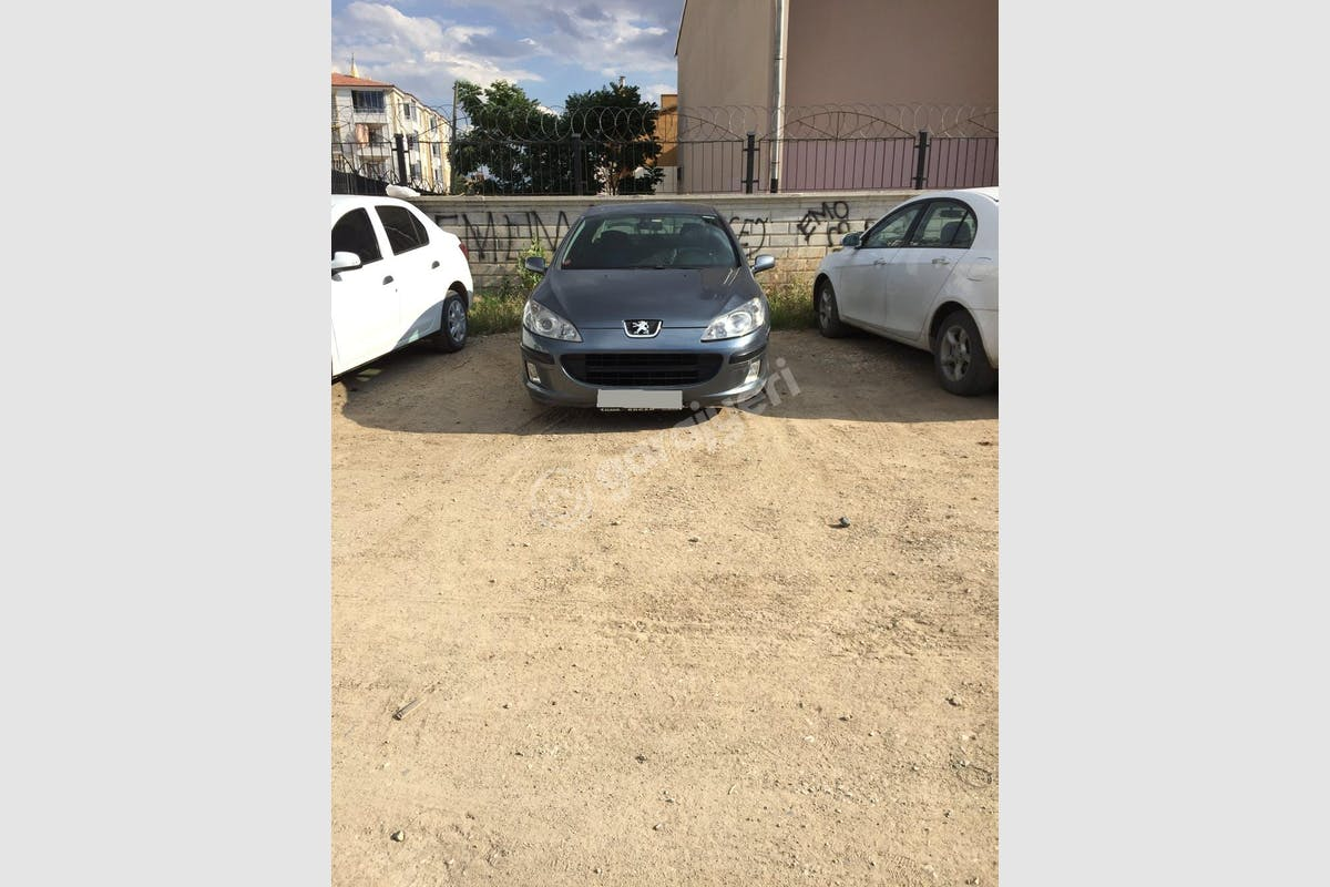 Peugeot 407 Merkez Kiralık Araç 1. Fotoğraf