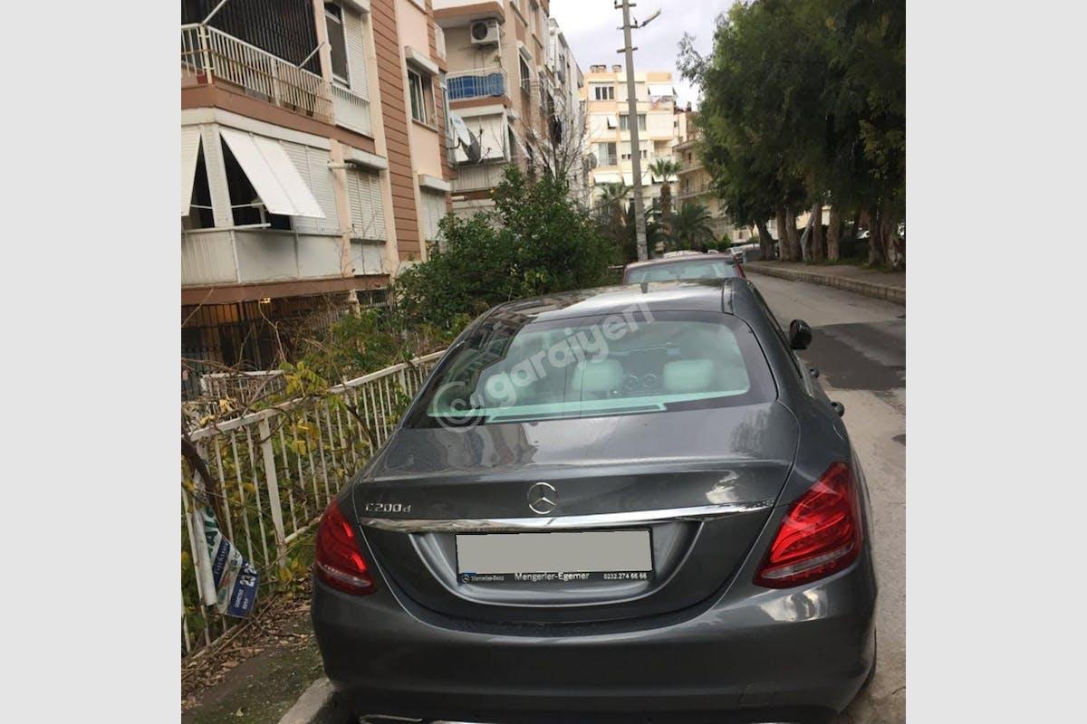 Mercedes - Benz C Karabağlar Kiralık Araç 4. Fotoğraf