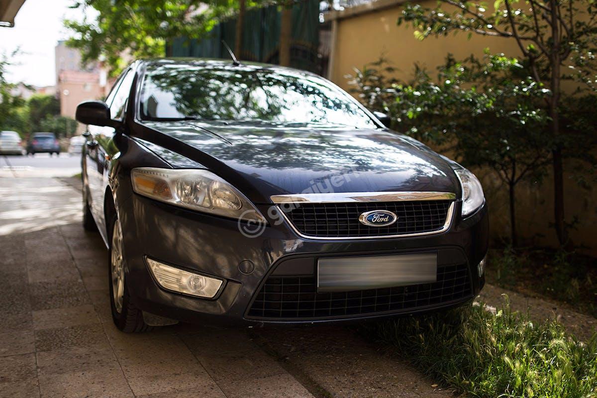 Ford Mondeo Maltepe Kiralık Araç 1. Fotoğraf