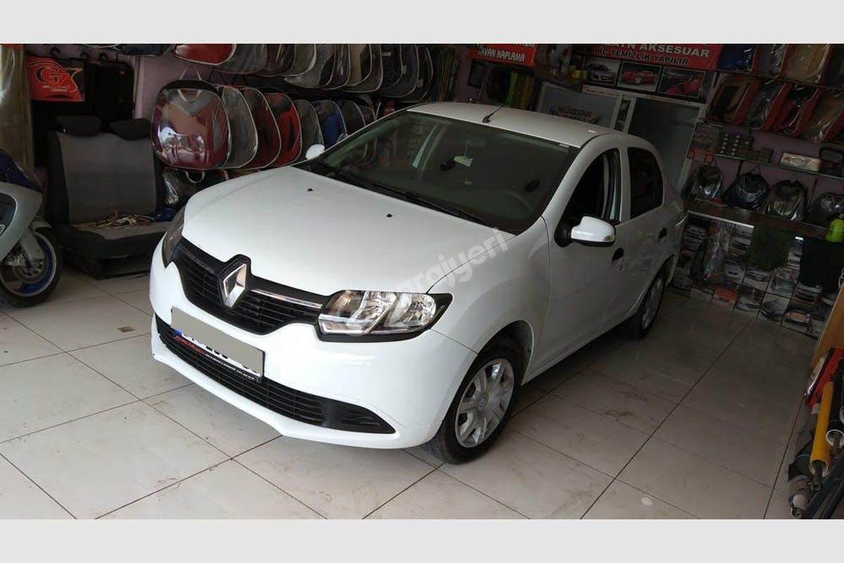 Renault Symbol Seyhan Kiralık Araç 1. Fotoğraf