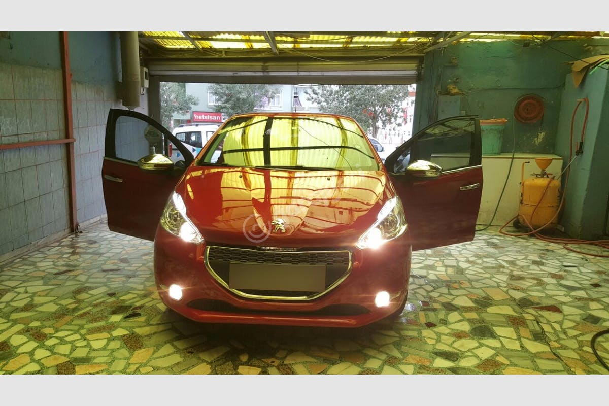 Peugeot 208 Beylikdüzü Kiralık Araç 1. Fotoğraf