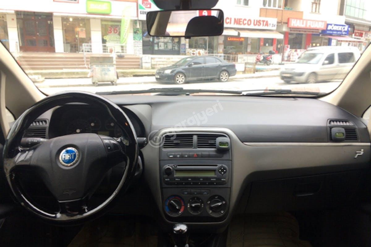 Fiat Punto Kartal Kiralık Araç 7. Fotoğraf
