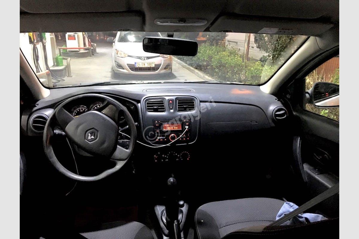 Renault Symbol Üsküdar Kiralık Araç 3. Fotoğraf