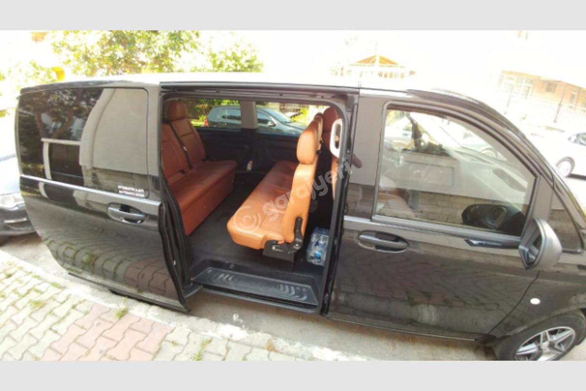 Mercedes - Benz Vito Fatih Kiralık Araç 3. Fotoğraf