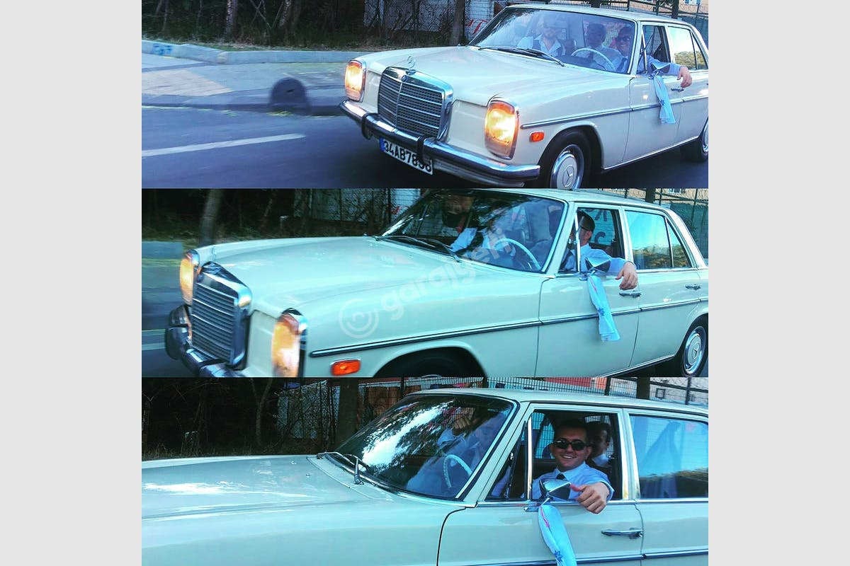 Mercedes - Benz C Bahçelievler Kiralık Araç 2. Fotoğraf