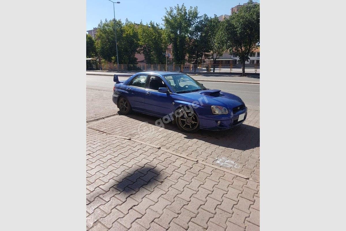 Subaru Impreza WRX Silivri Kiralık Araç 1. Fotoğraf