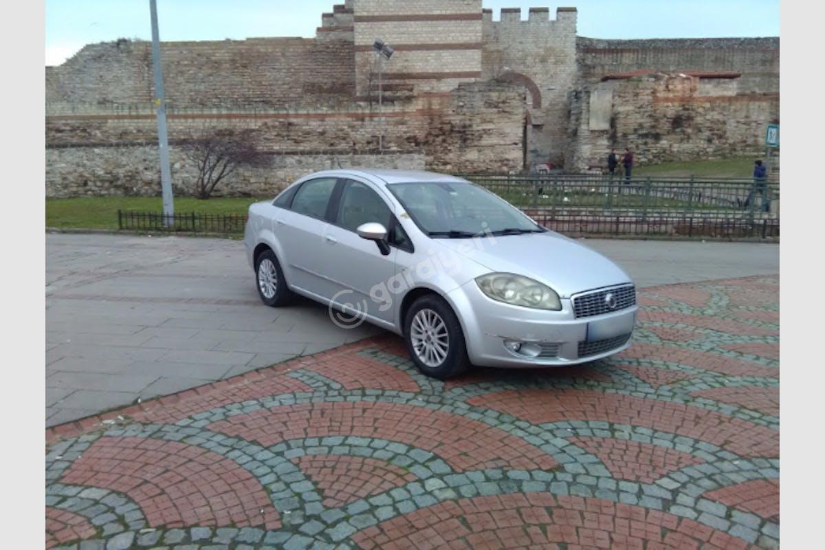 Fiat Linea Fatih Kiralık Araç 2. Fotoğraf